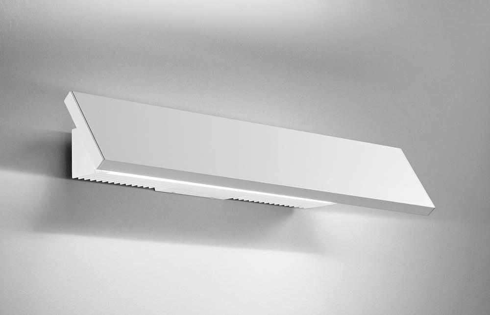 Lampade Da Parete A Led Per Interni: Lampada da parete a led per esterni ed interni.