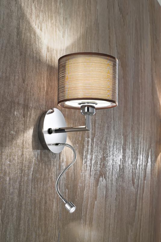 Perenz serie completa 597x 99 8 appliques lampada da parete lampadari lampade da tavolo - Lampade da lettura a letto ...