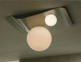 Plafoniere Da Muro : Ellequattro wave parete soffitto u ac appliques lampada da